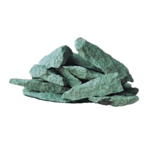 Камінь Жадеіт колотий середній