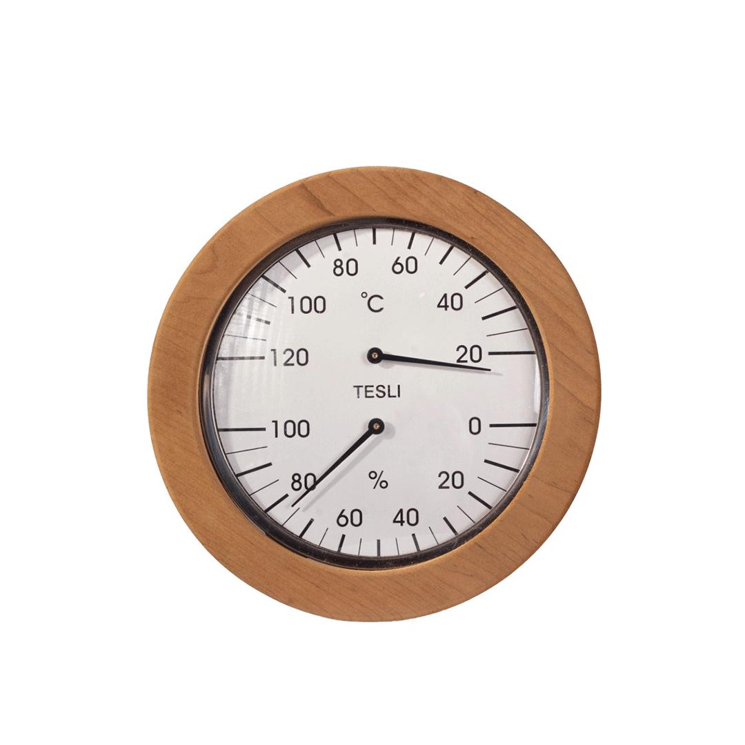 Термогігрометр малий Теслі