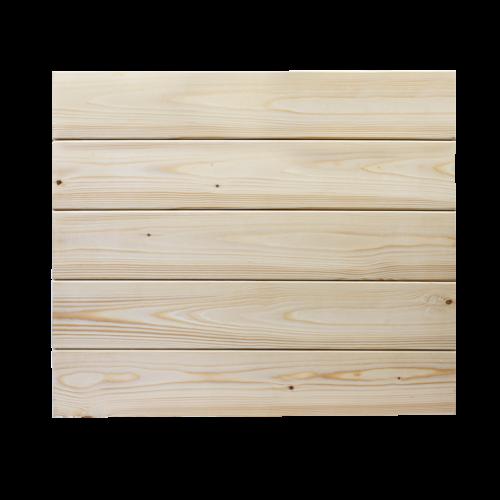 Вагонка безшовна з смереки 90x15x3000